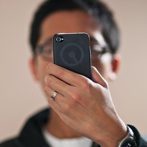 phone face