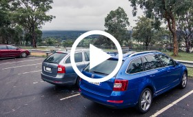 Video: Skoda Octavia – Next destination