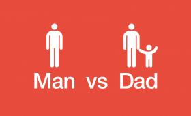 Man vs Dad