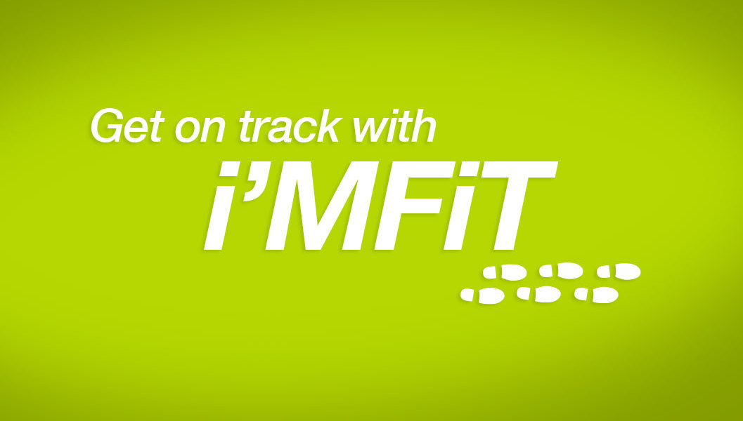 Get on track with iMFiT Activity Tracker