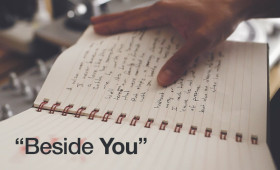 Beside You: A poem I wrote for my wife