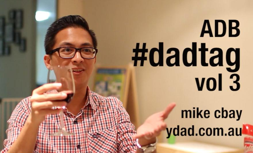 ADB Dad Tag